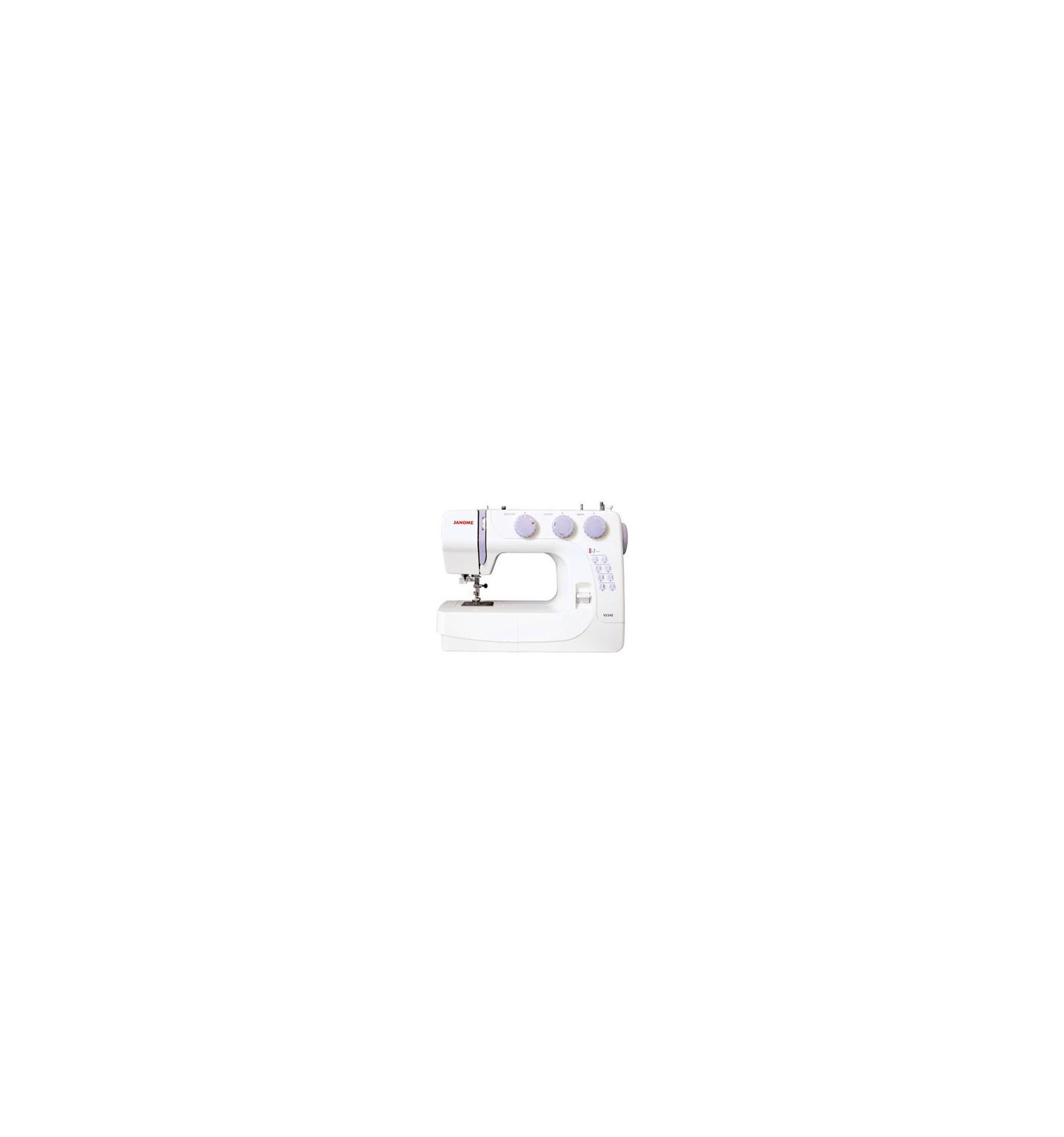 Петля для пуговицы на швейной машине Janome - Самошвейка 59